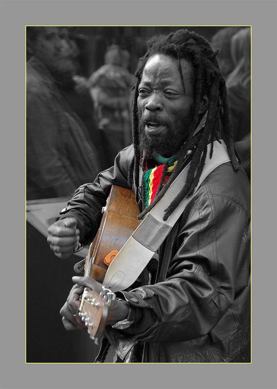 Bob Marley in Köln ;-)