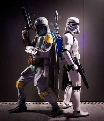 Boba & Trooper