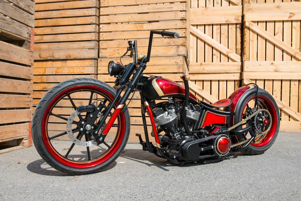 Bobber Custombike