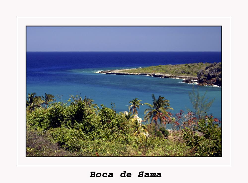 Boca de Sama