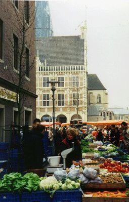 Bocholter Marktplatz