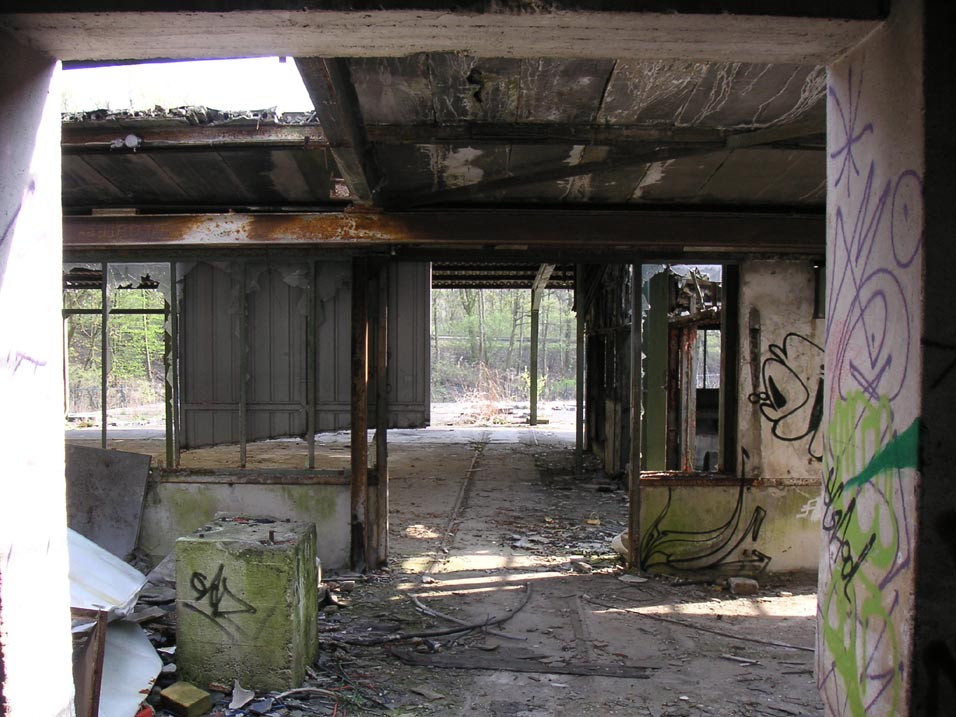Bochum 3 Theodor Imberg Steinwerk - Verlassene Industrielandschaft