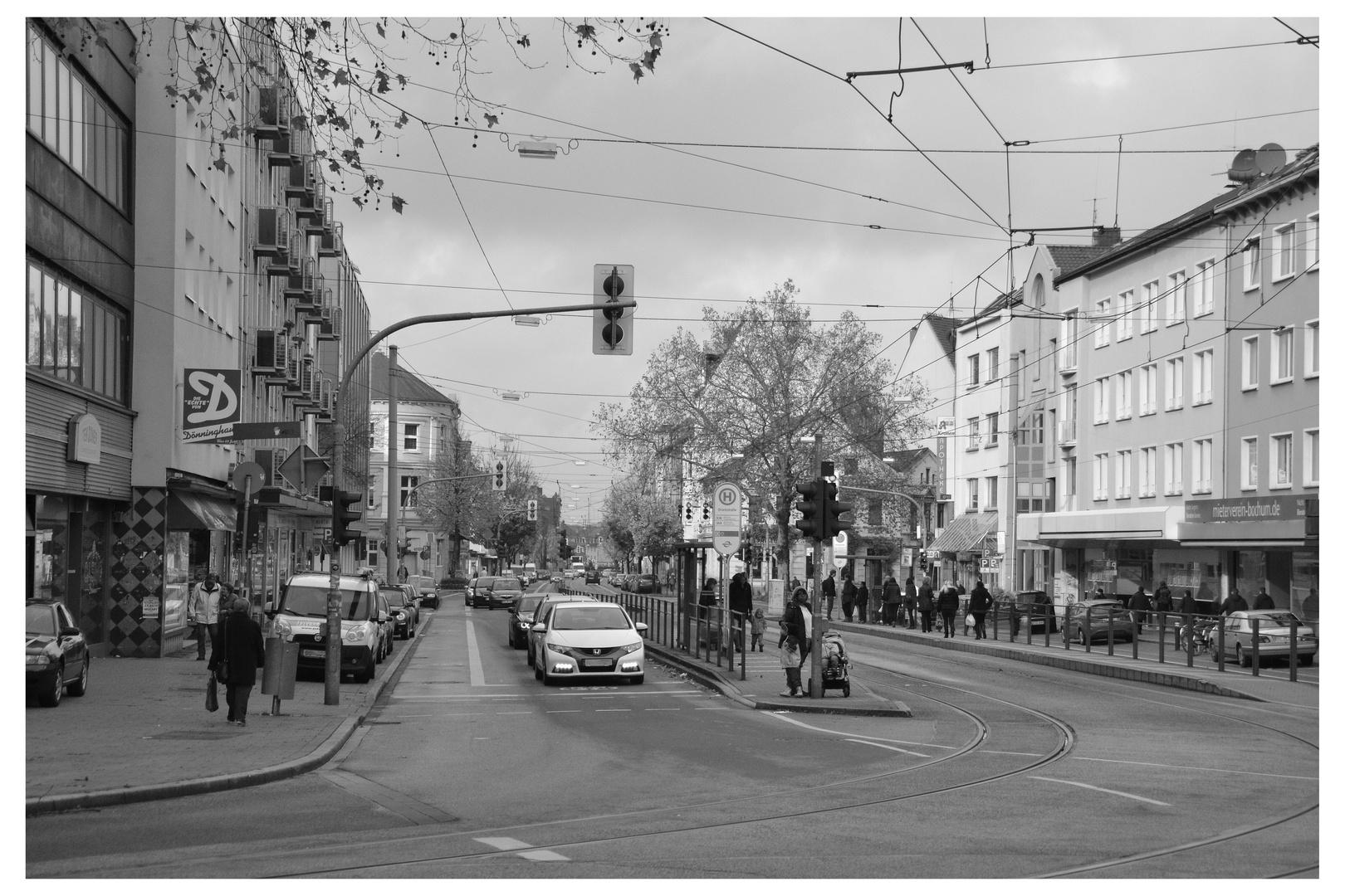 Bochum City Streets I