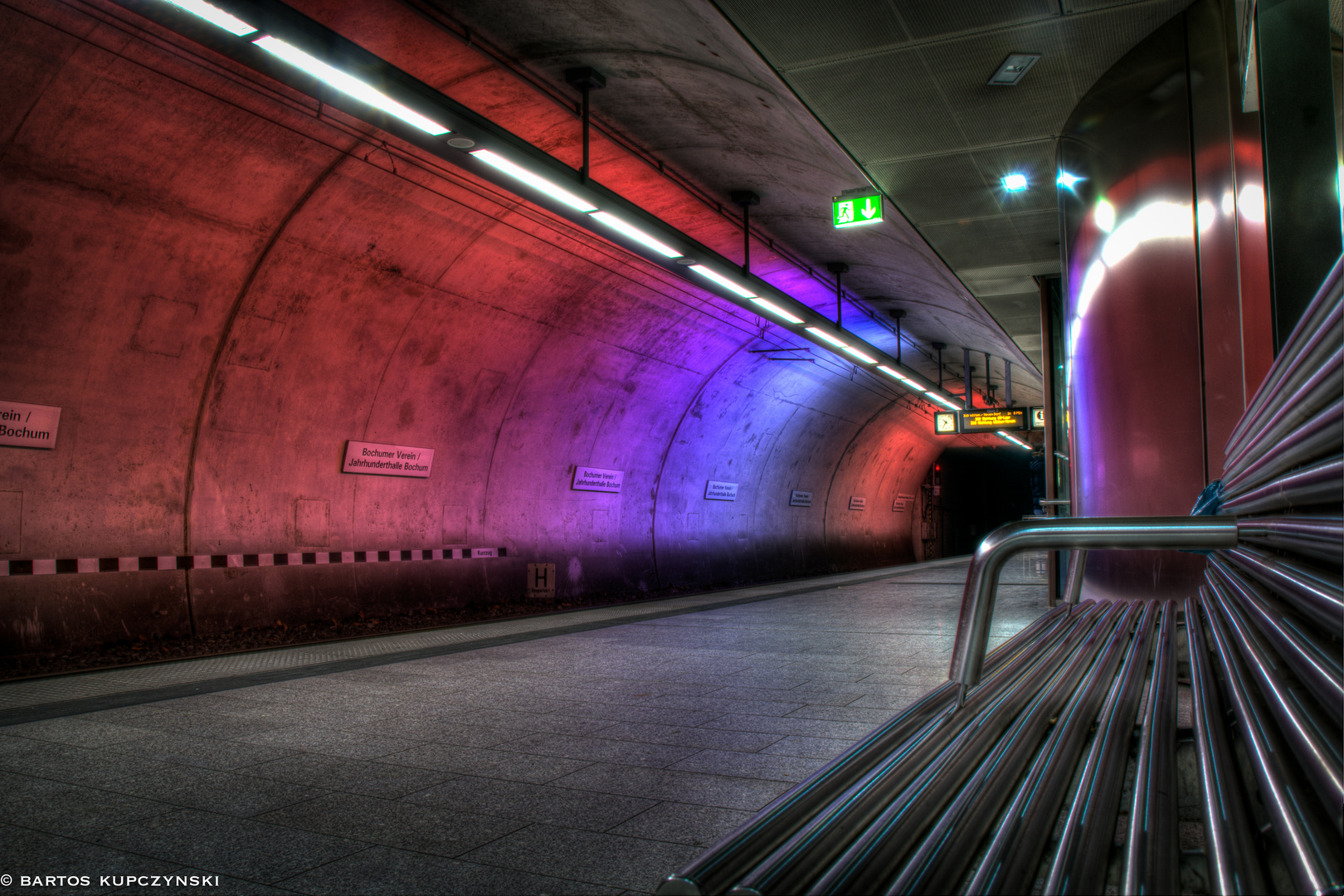 Bochum Untergrund