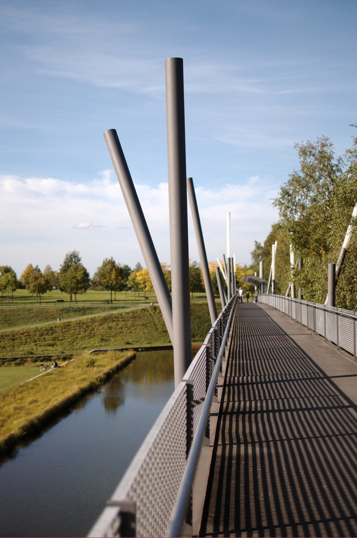 bochum westpark bridge