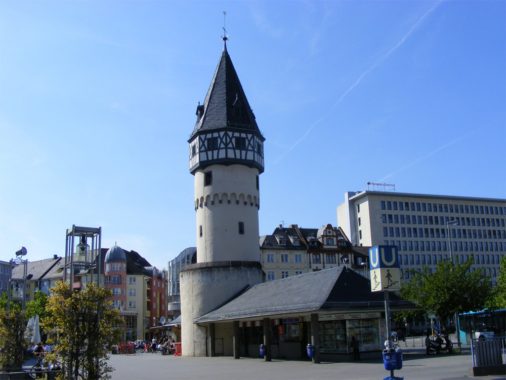 Bockenheimer Warte (Frankfurt/M.)
