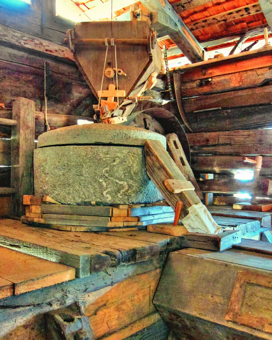 Bocksberg Mühle im Gasteiner Tal 12