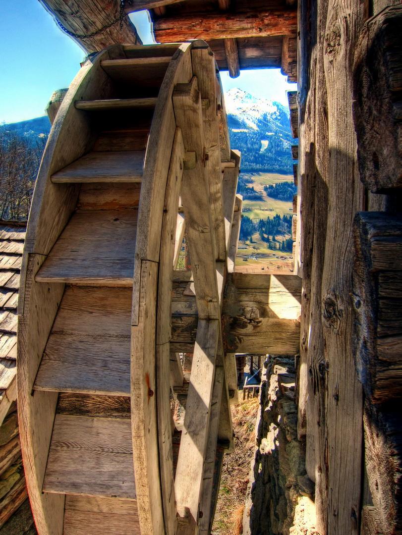 Bocksberg Mühle im Gasteiner Tal 4