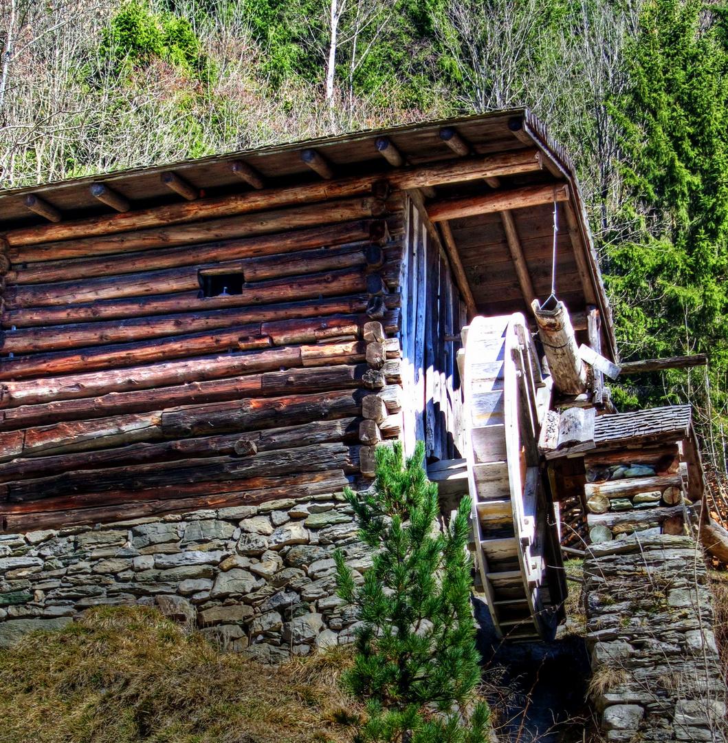 Bocksberg Mühle im Gasteiner Tal 5