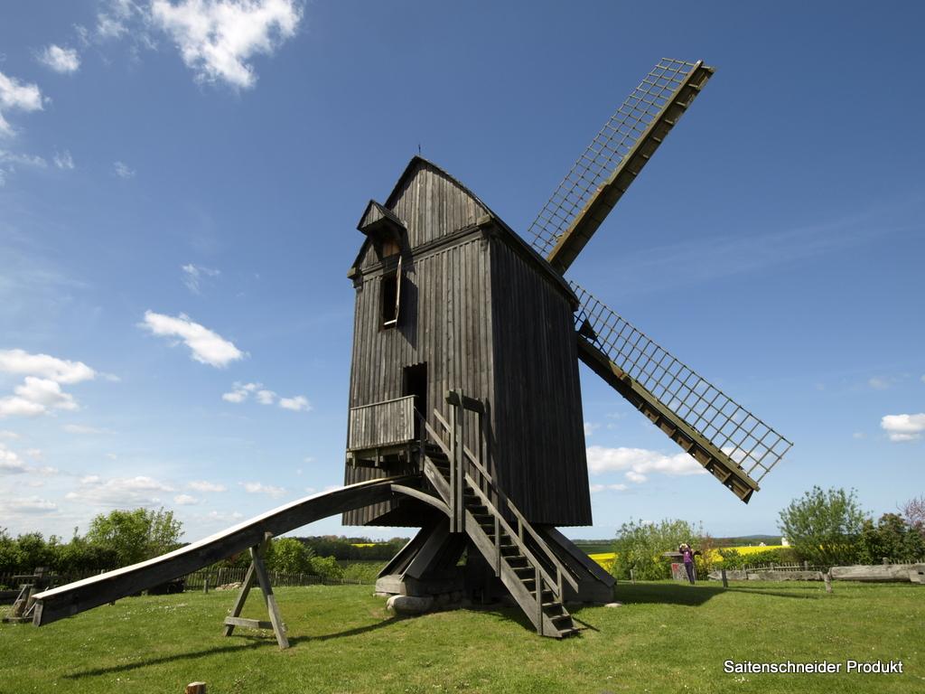 Bockwindmühle auf Usedom