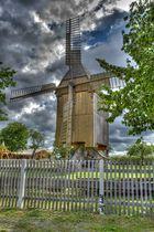 Bockwindmühle in Lumpzig