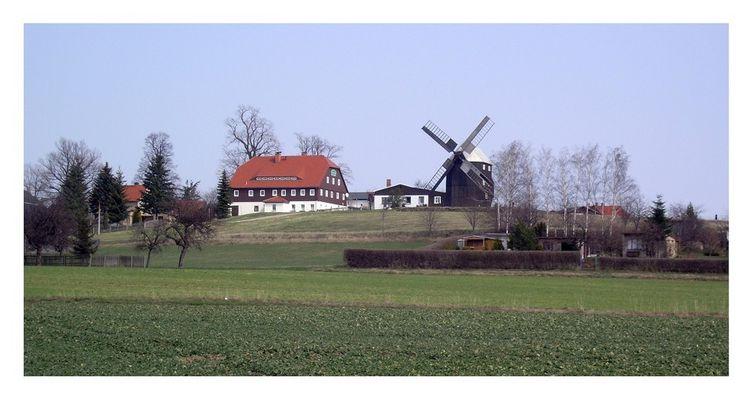 Bockwindmühle Kottmarsdorf