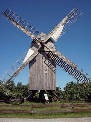 Bockwindmühle von 1861