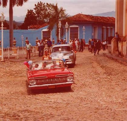 boda cubana