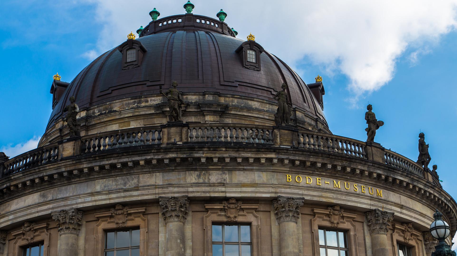 Bode-Museum in Berlin