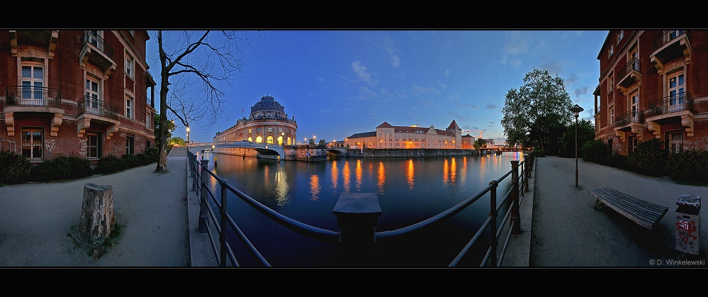 Bode Museum Panorama