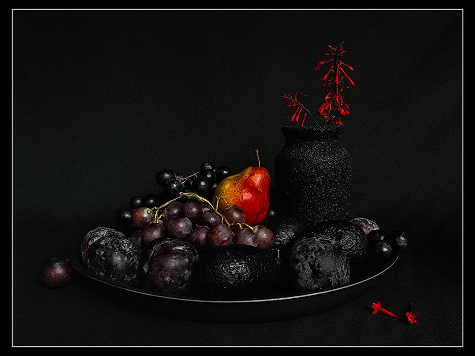 Bodegón frutal