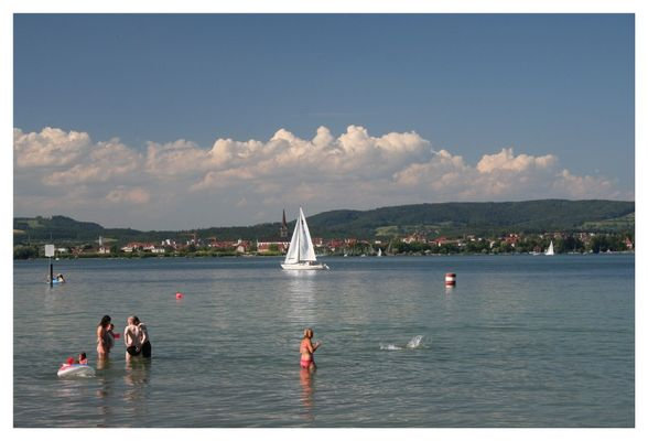 Bodensee bei Radolfzell