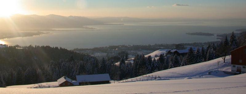 Bodensee ... ein Wintermärchen