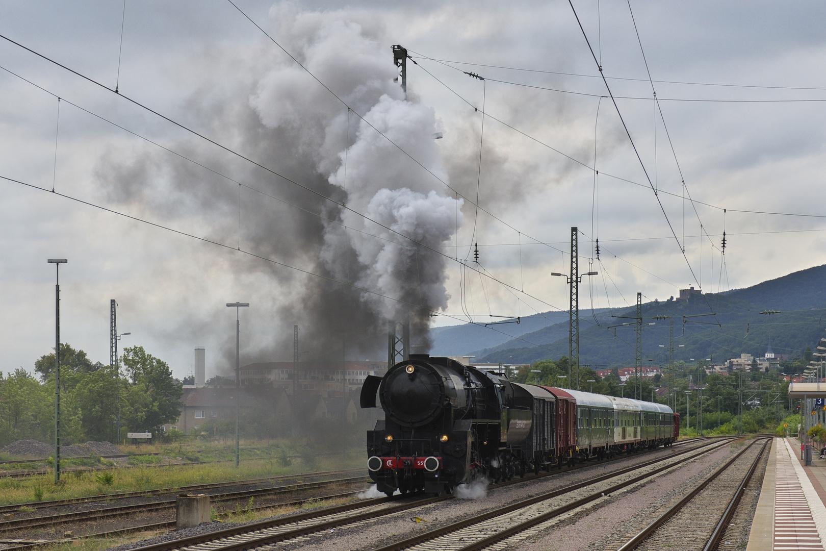 Bodensee-Express - Ausfahrt!