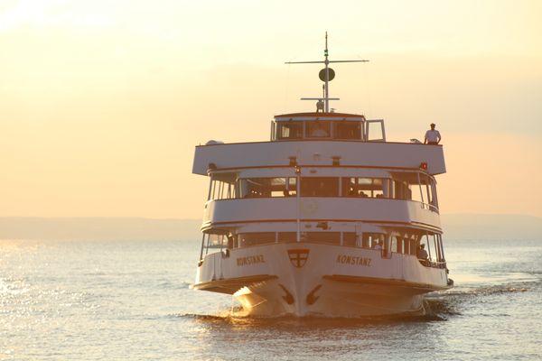 Bodensee Fahrgastschiff