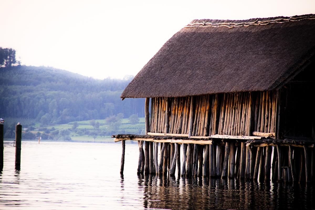 Bodensee - Hütte