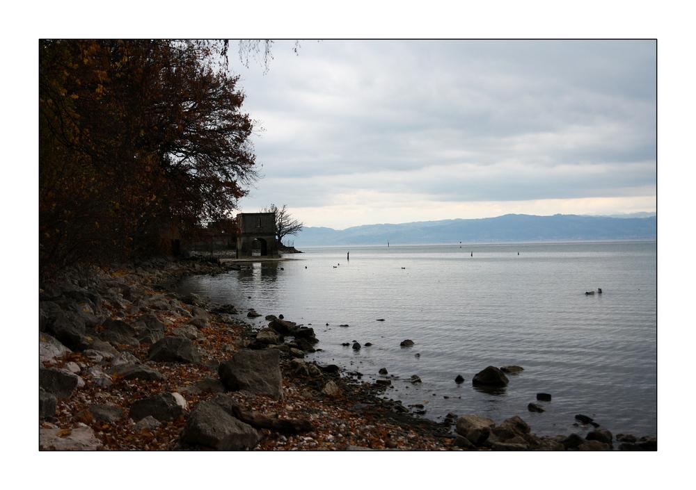 Bodensee im Herbst