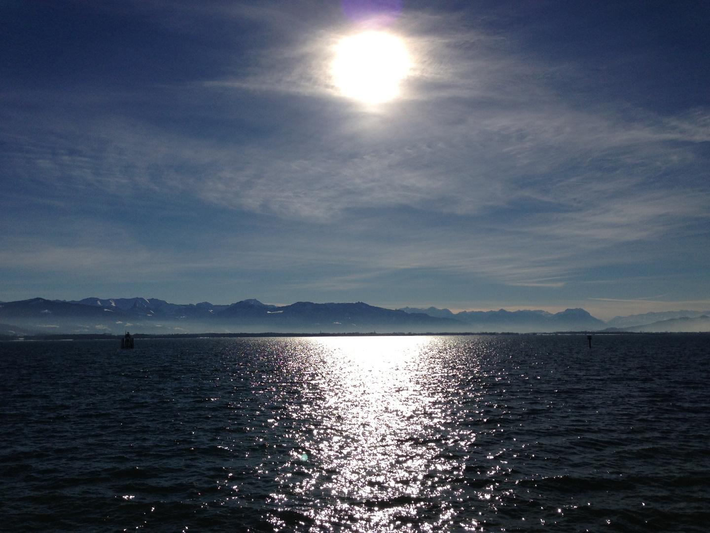Bodensee @ Lindau Januar 2013