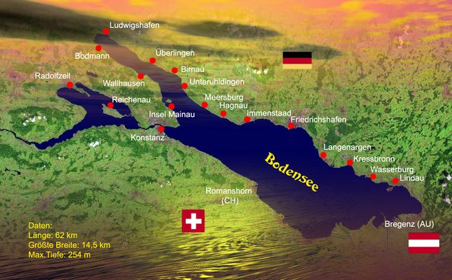 Bodensee-Sightseeing Tour