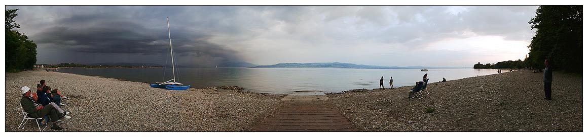 Bodensee - Wetterstimmung