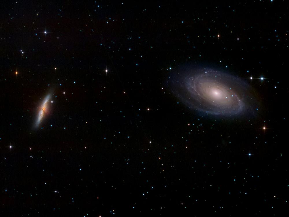 Bodes Nebula