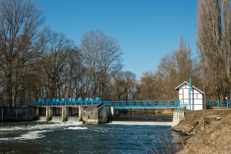 Bodewehr Staßfurt
