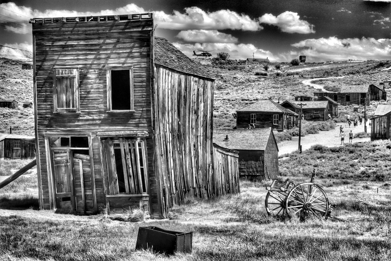Bodie ghost town 2