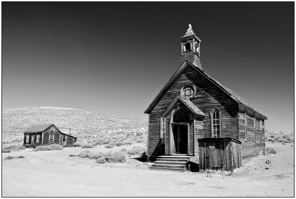 Bodie - Ghost Town - California - USA