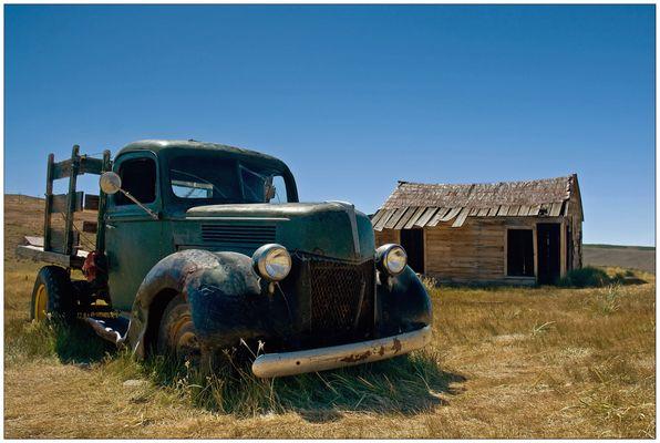 Bodie III - Ghost Town - California - USA