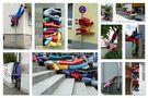 Bodies in urban spaces von Nelli Mauch