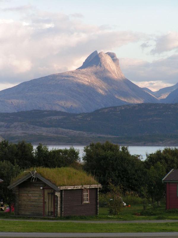 Bodö-Norwegen