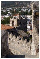 Bodrum Sicht aus der Burg