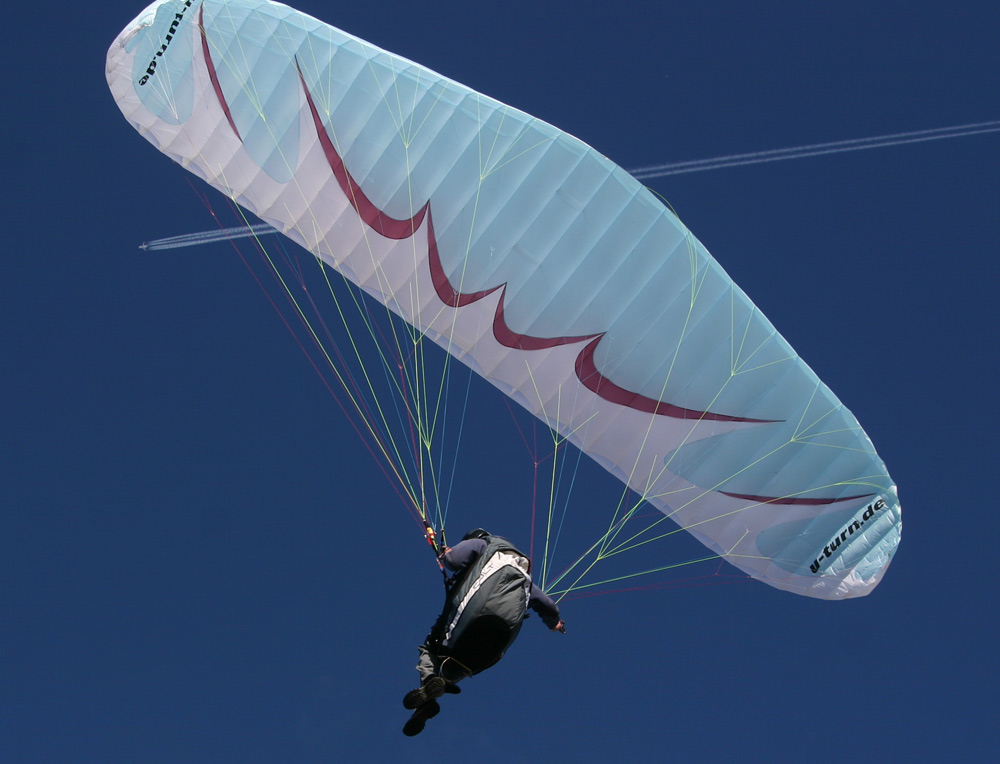 Bodyguard II - the next generation of Paragliding