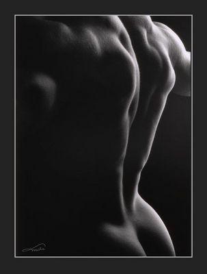 Bodyscape, Mann, Akt