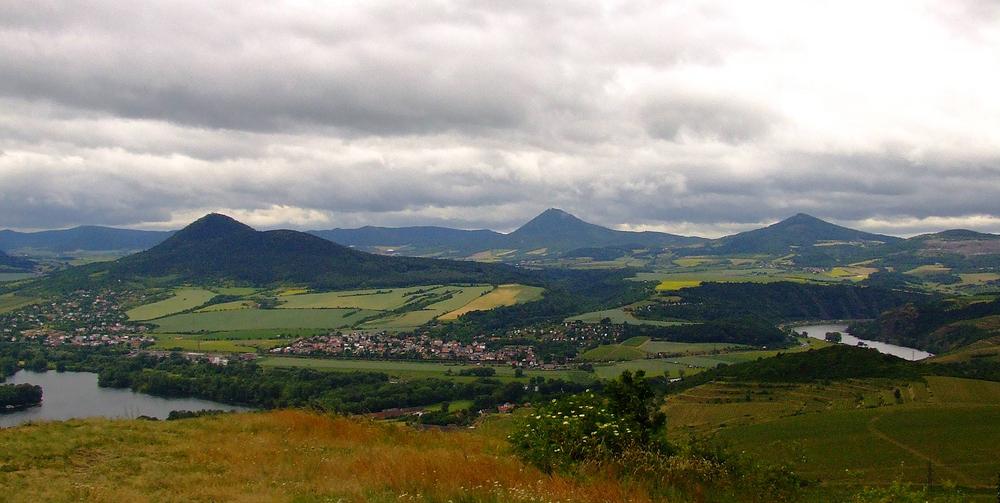 Böhmisches Mittelgebirge