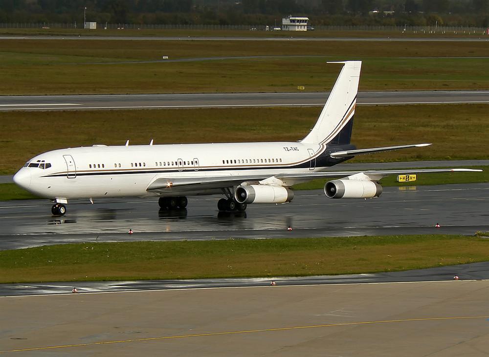 Boeing 707-3L6B TZ-TAC Mali Goverment