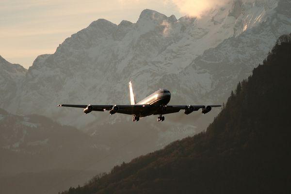 """Boeing 707 """"N88ZL"""" Bj. 1965"""