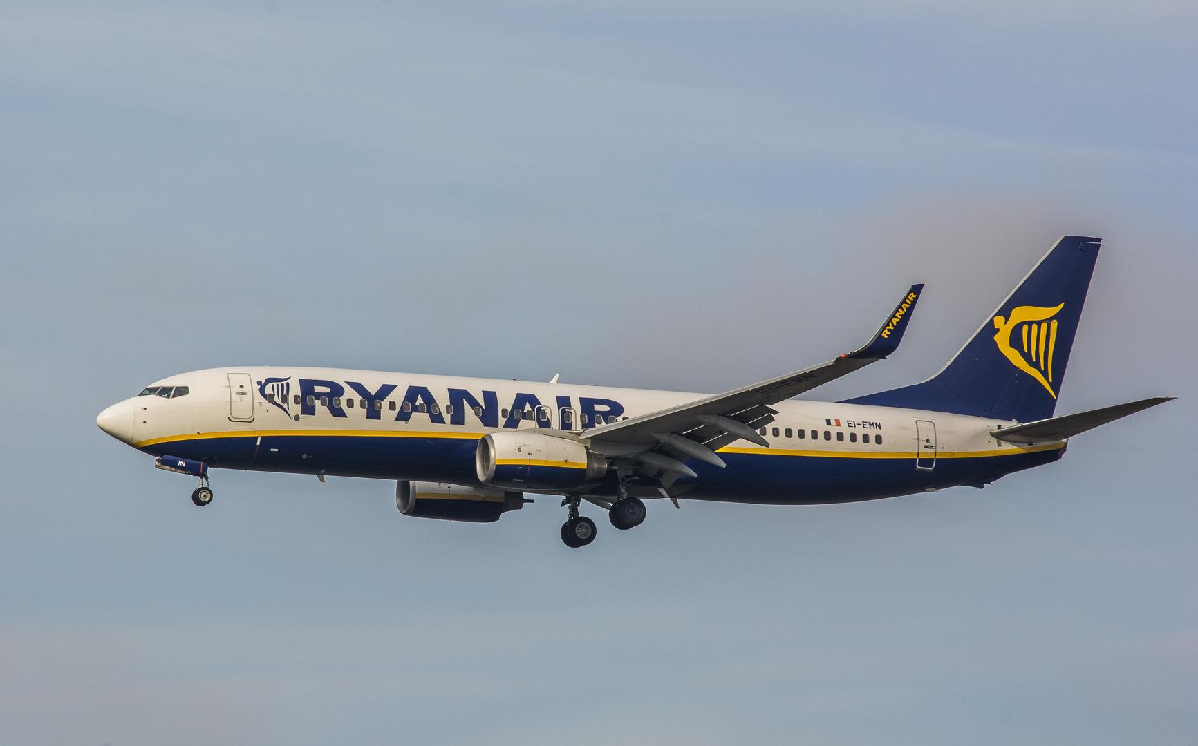 Boeing 737...