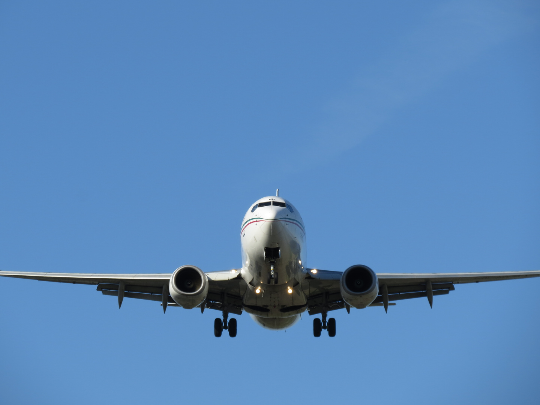 Boeing 737-800 at Amsterdam