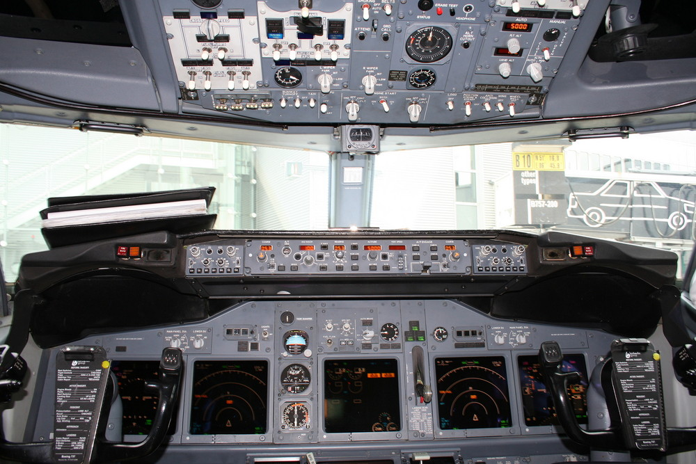 Boeing 737-800 (D-ABBE)
