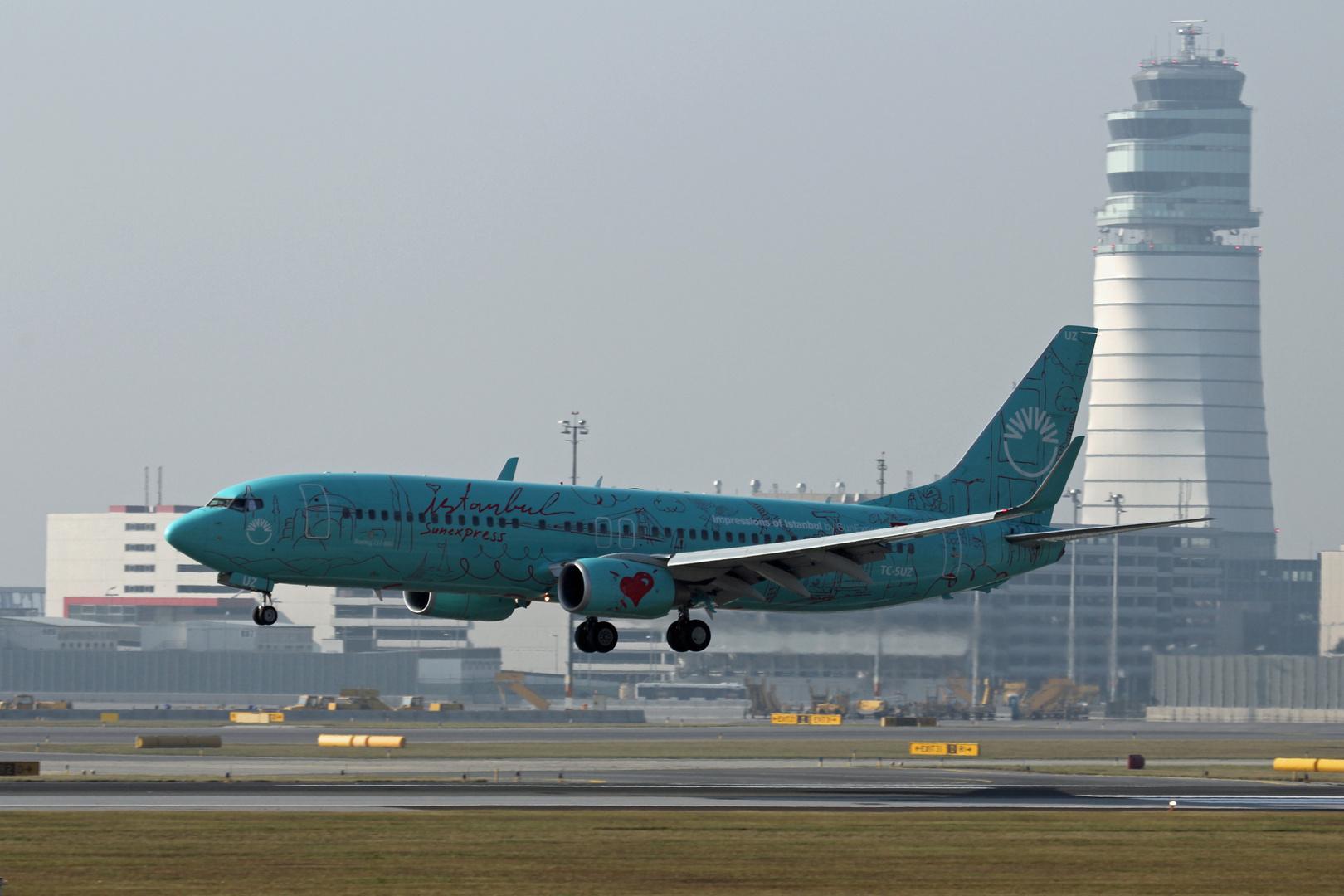 Boeing 737-800 'SunExpress'