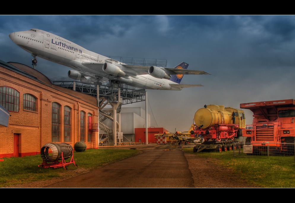 ~ Boeing 747 ~