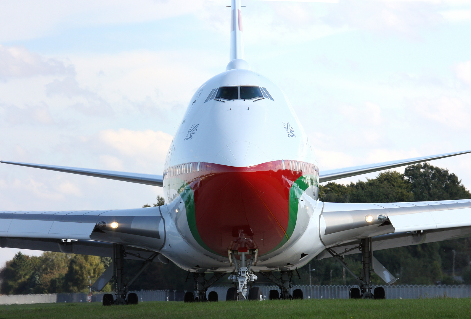 Boeing 747SP-26