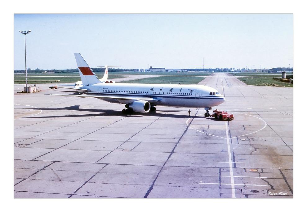 Boeing 767-2J6/ER der CAAC (China)